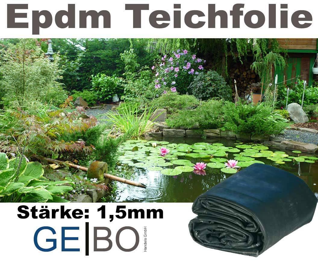 EPDM Teichfolie 152 Mm